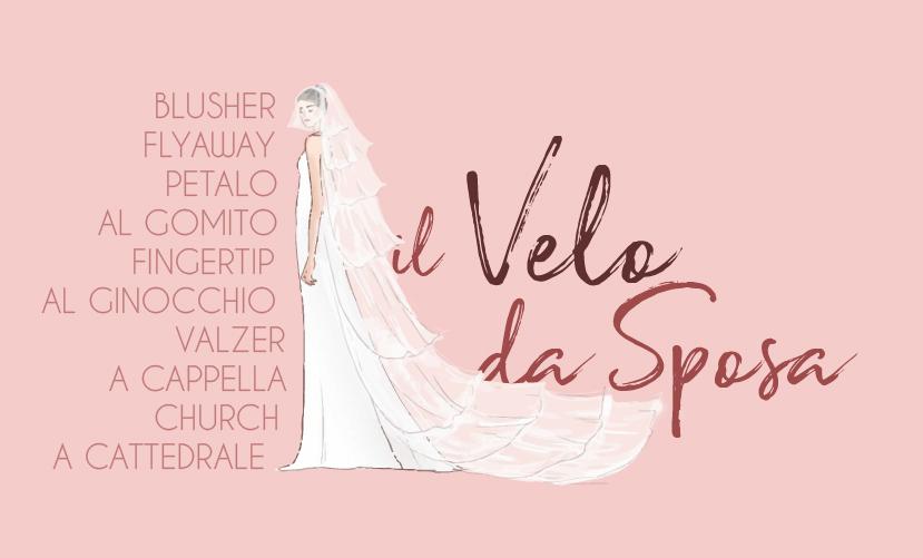 Il velo da sposa: come scegliere quello giusto!