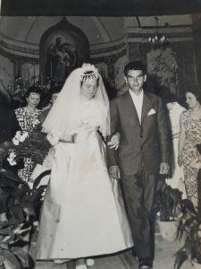 matrimonio Amabile con abito da sposa di Audrey