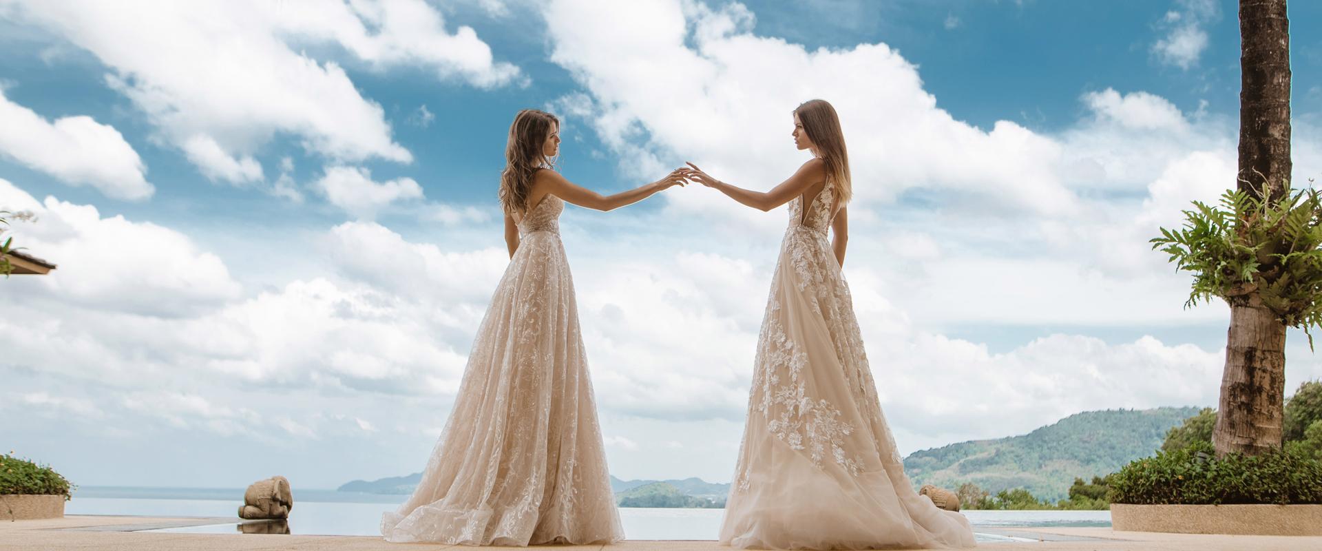 Abito da sposa Dalida Sposa Sartoria Sposa