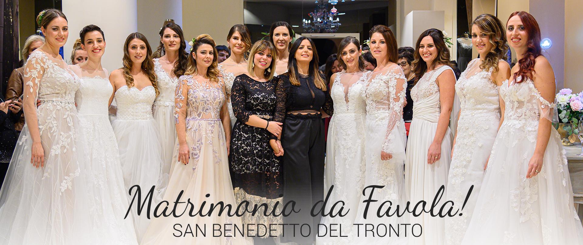 Matrimonio da Favola – S. Benedetto del Tronto 27/10/2019
